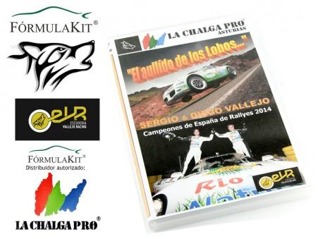"""El """"Aullido de los Lobos"""" Sergio & Diego Vallejo Campeones de España de Rallyes"""