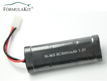 Batería Ninco 7.2v 3000mah Ni-Mh
