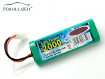 Bateria 7.2v 2000 Mah Ni-Mh