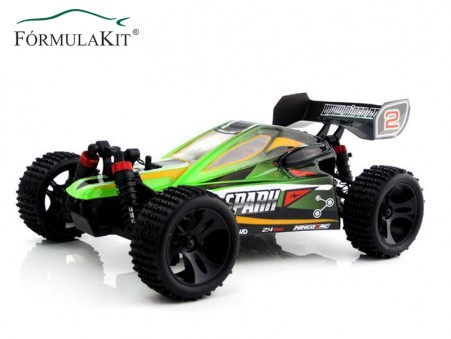 1/16 SPARK Green Buggy XB16 2.4 G RTR