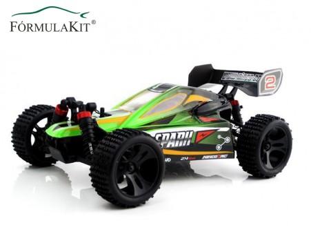 1/16 SPARK Green Buggy XB16 2.4 G RTR