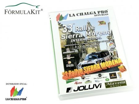 DVD 33º Rallye Sierra Morena 2015