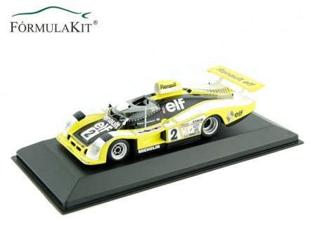 1:43 Renault Alpine A442B Le Mans 1978 WINNER