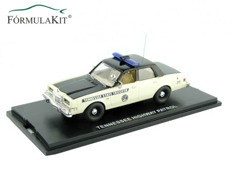 1:43 Dodge Diplomar Policia Tennessee