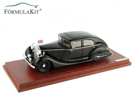 "1:43 Rolls Royce Phanton III H.J. Mulliner ""Monty´s Rolls"""
