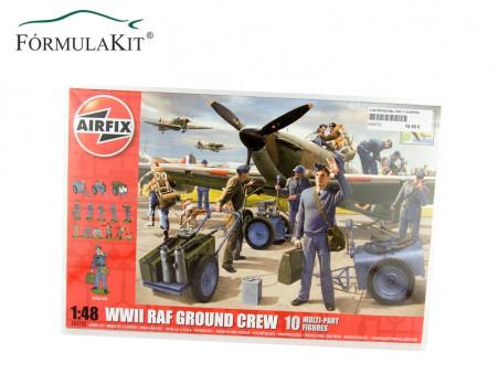 1:48 Personal RAF - 10 Figuras