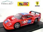 Ferrari F40 IMSA GTO Road America 1990 Nº40 Jean-Pierre Jabouille