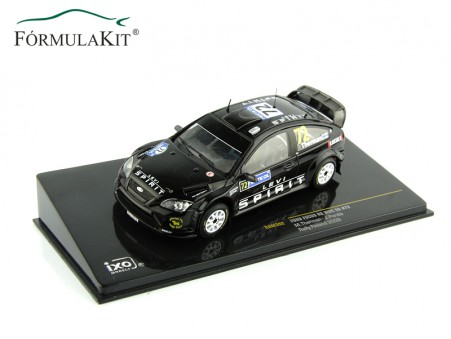 1:43 Ford Focus RS WRC 2009