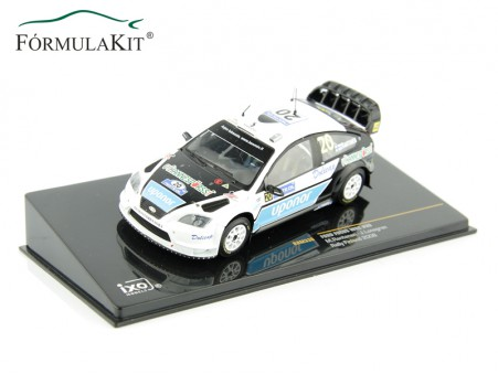 1:43 Ford Focus WRC 2008