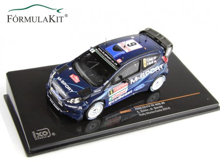 1:43 Ford Fiesta RS WRC Nº6
