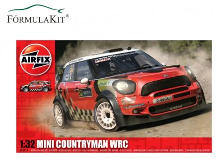 1:32 Mini Countryman WRC