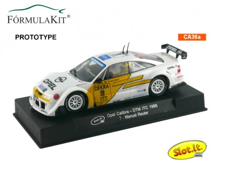 Opel Calibra V6 DTM 1995