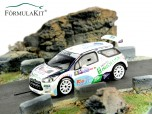 1:43 Citroën DS3 Rs Vallejo Racing Sierra Morena 2017