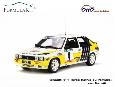 1:18 Renault R11 Turbo Rallye de Portugal