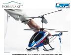 Helicóptero MonsterHornet 2.0 - 540 Coaxial RTF 2,4GHz