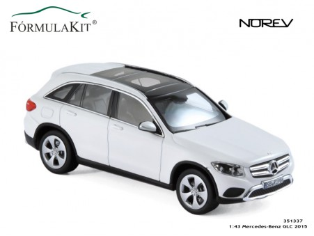1:43 Mercedes-Benz GLC 2015
