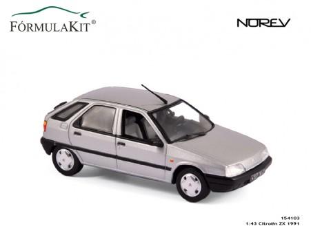 1:43 Citroën ZX 1991
