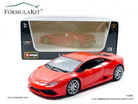 1:18 Lamborghini Huracan LP610-4 2014