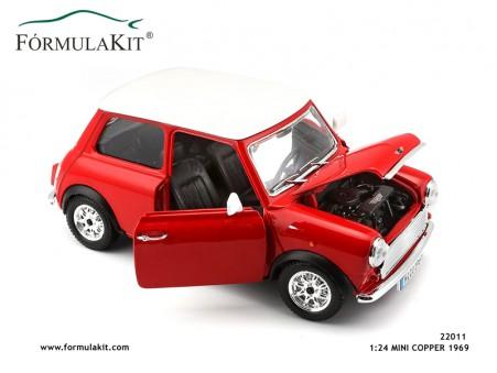 1:24 Mini Cooper 1969