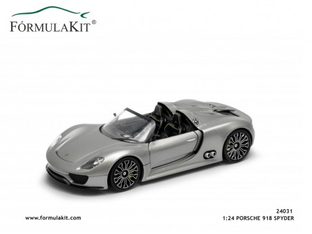 1:24 Porsche 918 Spyder Concept