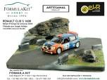 1:43 Renault Clio S1600 Sergio Vallejo