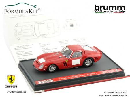 1:43 Ferrari 250 GTO 1962