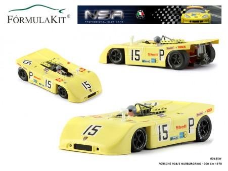 Porsche 908/3 Nurburgring 1000 km 1970