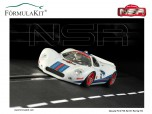 Ford P68 Alan Mann Martini Racing