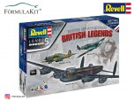 1:72 RAF Flying Legends 100 Years