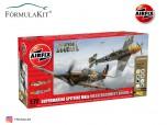 1:72 Supermarine Spitfire & Messerschmitt