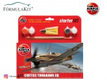 1:72 Curtiss P-40B Kittyhawk Model Kit