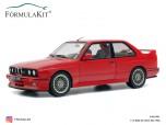 1:18 BMW M3 (E30) 1986 Rojo