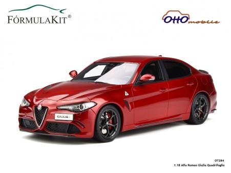 1:18 Alfa Romeo Giulia Quadrifoglio