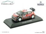 1:43 Citroën C3 WRC Nº8 Breen