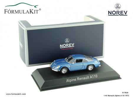 1:43 Renault Alpine A110 1973
