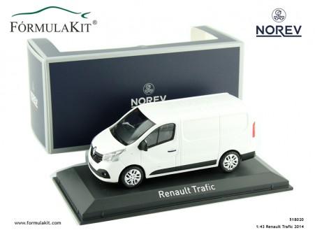 1:43 Renault Trafic 2014
