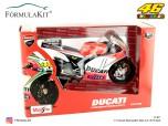 1:10 Ducati Desmosedici Moto G.P. 2012 Rossi