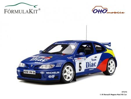 1:18 Renault Megane Maxi Kit Car