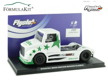 Buggyra MK R08 Mahou Team Green