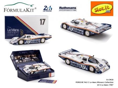 Porsche 962C - 85 Le Mans Winners Collection