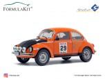 1:18 Volkswagen Beetle 1303 Rallye Series