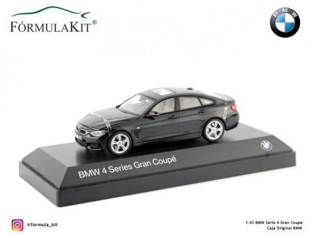 1:43 BMW Serie 4 Gran Coupe