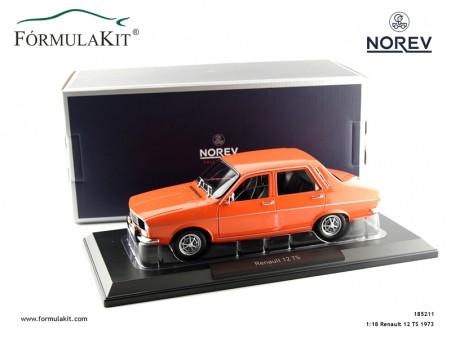 1:18 Renault 12 TS 1973
