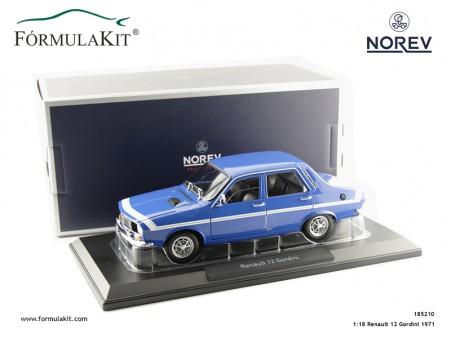 1:18 Renault 12 Gordini 1971
