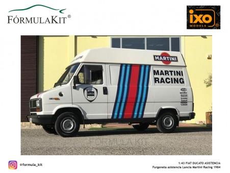 1:43 Fiat Ducato Asistencia Lancia Martini Racing