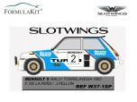 Renault 5 Rallye de Torrelavega 1983