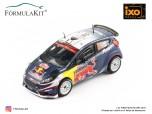 1:43 Ford Fiesta WRC 2018 Rallye de Montecarlo