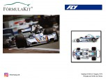 Brabham 44BT Emilio de Villota
