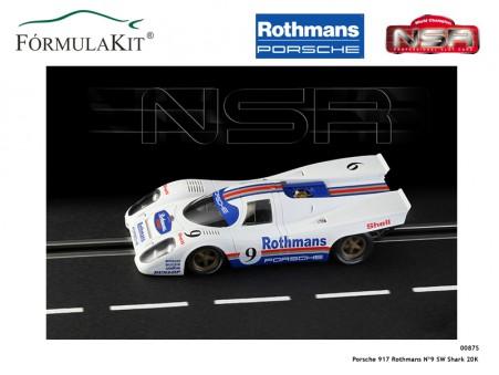 Porsche 917 Rothmans Nº9