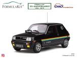 1:18 Renault 5 Le Car Van
